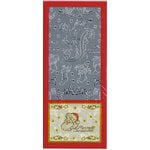Sticker King - Cardstock Stickers - Santa Presents Christmas in Silver