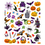Sticker King - Cardstock Stickers - Halloween Icons