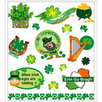 Sticker King - Clear Stickers - Irish for the Day