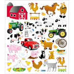 Sticker King - Cardstock Stickers - The Farm