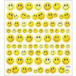 Sticker King - Clear Stickers - Smiles Happen