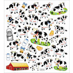 Sticker King - Clear Stickers - Got Milk