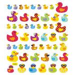 Sticker King - Cardstock Stickers - Multi-patterned Ducks