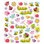 Sticker King - Cardstock Stickers - Bug World