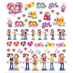 Sticker King - Clear Stickers - Best Friends