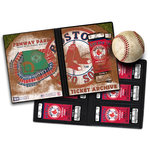 That's My Ticket - Major League Baseball Collection - Ticket Album - Boston Red Sox