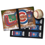 That's My Ticket - Major League Baseball Collection - 8 x 8 Ticket Album - Chicago Cubs