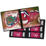 That's My Ticket - Major League Baseball Collection - Ticket Album - Cleveland Indians