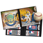 That's My Ticket - Major League Baseball Collection - Mascot Ticket Album - Kansas City Royals - Sluggerrr