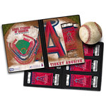 That's My Ticket - Major League Baseball Collection - Ticket Album - Los Angeles Angels of Anaheim