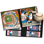 That's My Ticket - Major League Baseball Collection - Mascot Ticket Album - Miami Marlins - Billy the Marlin