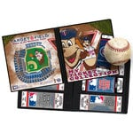 That's My Ticket - Major League Baseball Collection - 8 x 8 Mascot Ticket Album - Minnesota Twins - T.C. Bear