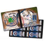 That's My Ticket - Major League Baseball Collection - Mascot Ticket Album - New York Mets - Mr. Met