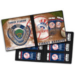 That's My Ticket - Major League Baseball Collection - Ticket Album - New York Yankees