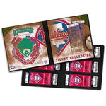That's My Ticket - Major League Baseball Collection - Ticket Album - Philadelphia Phillies