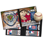 That's My Ticket - Major League Baseball Collection - Mascot Ticket Album - San Diego Padres - Swinging Friar