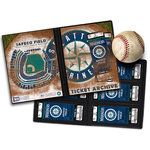 That's My Ticket - Major League Baseball Collection - 8 x 8 Ticket Album - Seattle Mariners