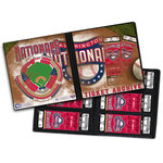That's My Ticket - Major League Baseball Collection - Ticket Album - Washington Nationals