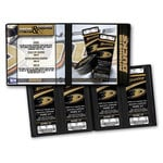 That's My Ticket - National Hockey League Collection - Ticket Album - Anaheim Ducks