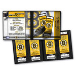 That's My Ticket - National Hockey League Collection - Ticket Album - Boston Bruins