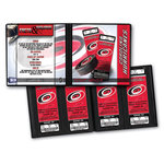 That's My Ticket - National Hockey League Collection - 8 x 8 Ticket Album - Carolina Hurricanes