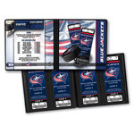 That's My Ticket - National Hockey League Collection - Ticket Album - Columbus Blue Jackets