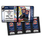 That's My Ticket - National Hockey League Collection - 8 x 8 Ticket Album - Florida Panthers