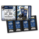 That's My Ticket - National Hockey League Collection - 8 x 8 Ticket Album - Nashville Predators