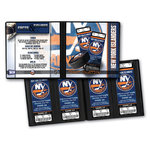 That's My Ticket - National Hockey League Collection - Ticket Album - New York Islanders