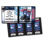 That's My Ticket - National Hockey League Collection - Ticket Album - New York Rangers