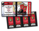 That's My Ticket - National Hockey League Collection - Ticket Album - Ottawa Senators