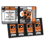 That's My Ticket - National Hockey League Collection - Ticket Album - Philadelphia Flyers