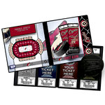 That's My Ticket - National Hockey League Collection - 8 x 8 Ticket Album - Phoenix Coyotes