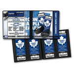 That's My Ticket - National Hockey League Collection - 8 x 8 Ticket Album - Toronto Maple Leafs