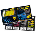 That's My Ticket - 8 x 8 Ticket Album - Racing