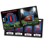 That's My Ticket - National Football League Collection - Ticket Album - Buffalo Bills