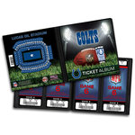 That's My Ticket - National Football League Collection - Ticket Album - Indianapolis Colts