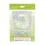 Tonic Studios - Topper Dies Set - Just For You Pansy