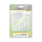 Tonic Studios - Metal Dies - Ivy Bridge Corners Die Set