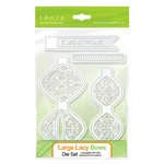 Tonic Studios - Metal Dies - Large Lacy Bows