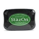 Staz On Ink Pads - Forest Green