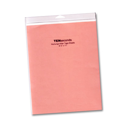 Ten Seconds Studio - Humungo Killer Adhesive Sheets - 2 Pack, CLEARANCE
