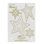 Timeless Touches - Fiber Friend - Paper Piercing Template - Stars
