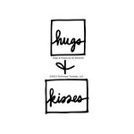 Technique Tuesday - Clear Acrylic Stamps - Hugs and Kisses by Ali Edwards