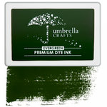 Umbrella Crafts - Premium Dye Ink Pad - Evergreen