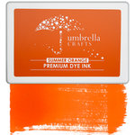 Umbrella Crafts - Premium Dye Ink Pad - Summer Orange