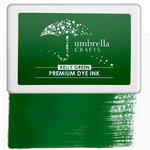 Umbrella Crafts - Premium Dye Ink Pad - Kelly Green