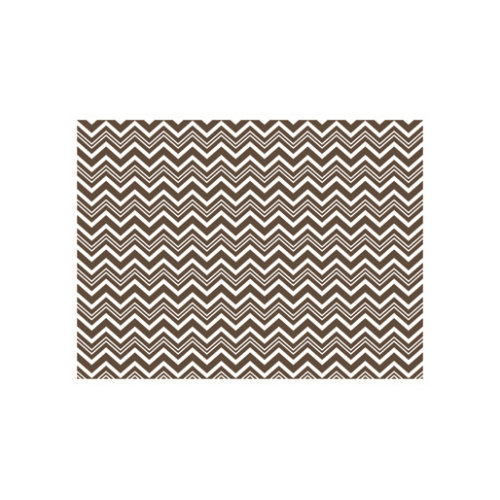 Unity Stamp - Jillibean Soup Collection - Unmounted Rubber Stamp - Chevron Background