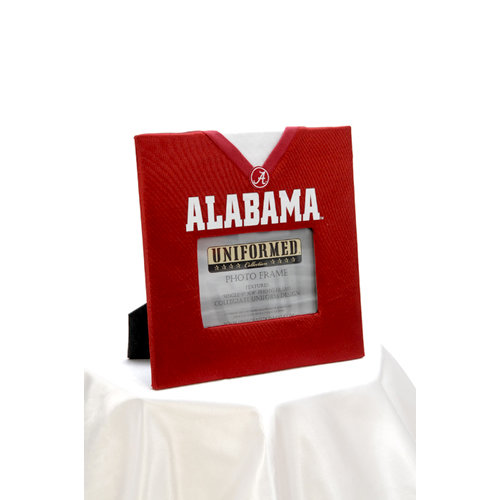 Uniformed Scrapbooks of America - Single 4 x 6 Frame - University of Alabama