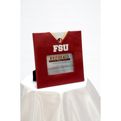 Uniformed Scrapbooks of America - Single 4 x 6 Frame - Florida State Single